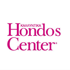 Hondos Center Logo